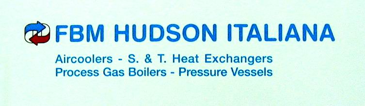 FBM HUDSON Cooling tower